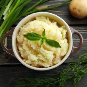 Продукты быстрого приготовления (картофельное пюре, супы)
